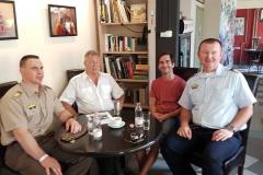 Grand Café Farkas Bertalan csoportkép